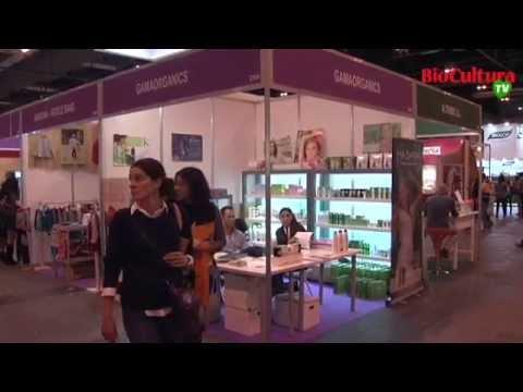 Cosmética Ecológica en BioCultura Madrid 2014