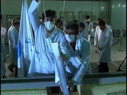 İran Loads Nuclear Fuel into Tehran Reactor