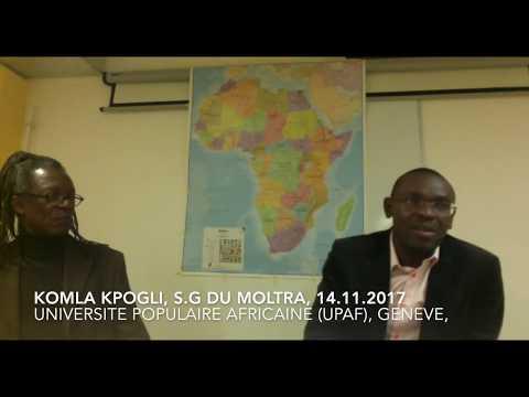 Togo: pas de dialogue avec la tyrannie!