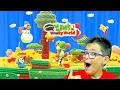 default - Poochy & Yoshi's Woolly World + Yarn Yoshi amiibo - Nintendo 3DS amiibo bundle Edition