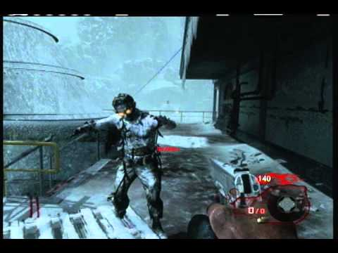 Call of the Dead Power Switch Location