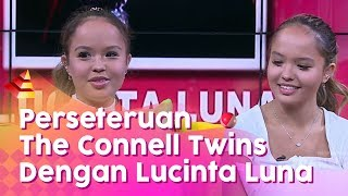 RUMPI - Kelanjutan Perseteruan The Connel Twins Dengan Lucinta Luna (15/1/20) PART1