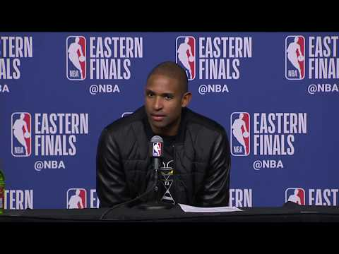 Al Horford Postgame Interview | Cavaliers vs Celtics Game 2