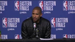 Al Horford Postgame Interview | Cavaliers vs Celtics Game 2