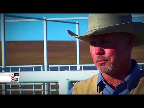 Pioneer Woman: Oklahoma's Cowboy Ladd Drummond