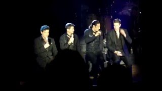 Il Divo Manila 2016 - Every Time, Mama, Passera, Somewhere