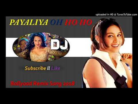 Payaliya Oh Ho Ho || Deewana Song || Rishi Kapoor - Divya Bharti || old is gold dj