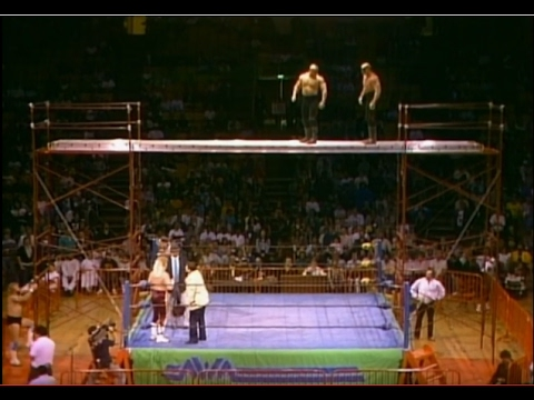 NWA WCW Wrestling 2/7/87 The Return of Magnum T.A
