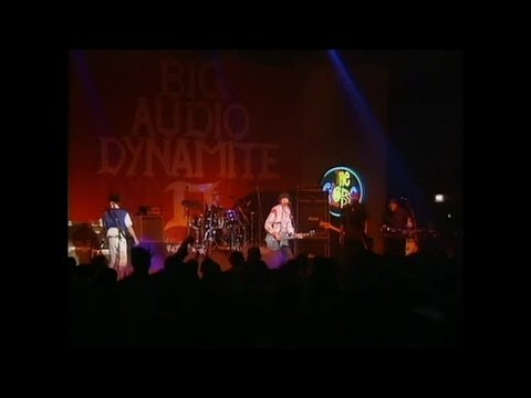 Big Audio Dynamite II - Rush - Live From London's Town and Country Club (1992)