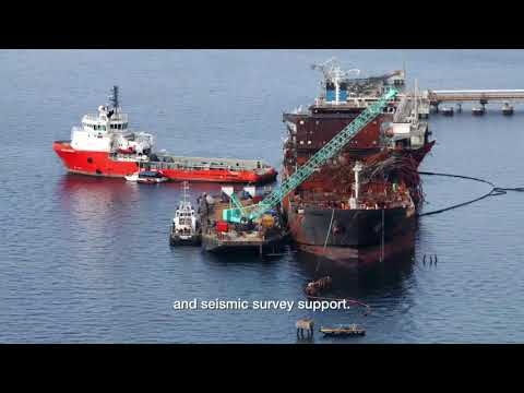 Swire Pacific Offshore Interview with Richard Sell