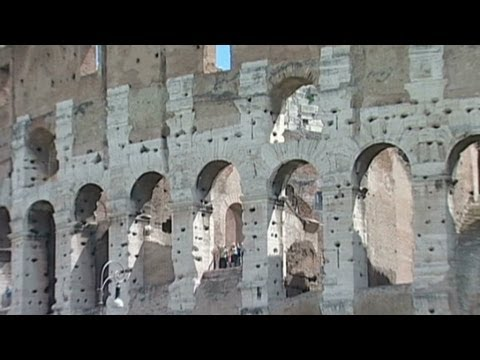 Italy's austerity measures causing closure of archaeological sites., From YouTubeVideos
