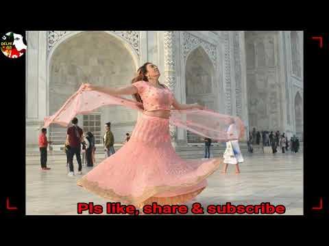 Pretty Woman Song Ll Photoshoot@ Taj Mahal