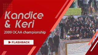 Kandice & Keri recall final out of 2009 championship
