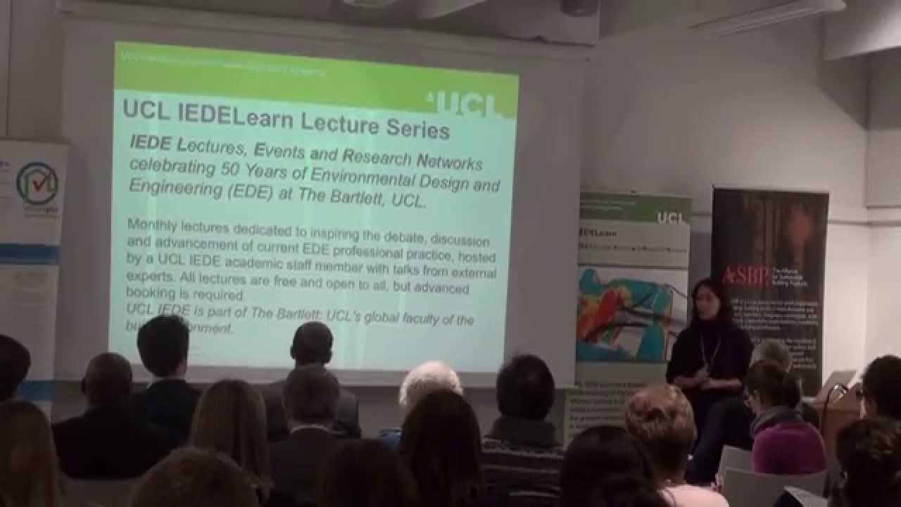 Peter Raynham John Barbur Iedelearn Lecture Glare Youtube