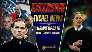 Chelsea Transfer News || TUCHEL NEWS UPDATE || CHAMPIONS LEAGUE FOOTBALL TO DECIDE TUCHEL FATE!?