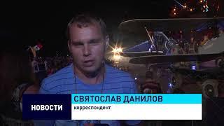 В этом году на байк-шоу у горы Гасфорта заработал «Русский реактор»