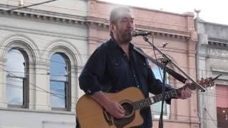 Mick Thomas live at An afternoon at the picket. 3/11/13