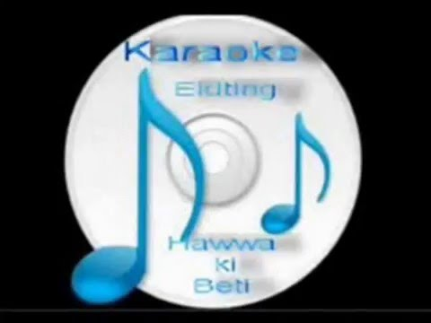 Raat ki hatheli par  ( Refugee ) Free karaoke with lyrics by Hawwa-