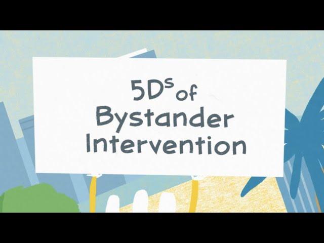 Bystander Intervention Training Program