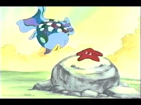 The rainbow fish trailer 1997 youtube for Fish story movie
