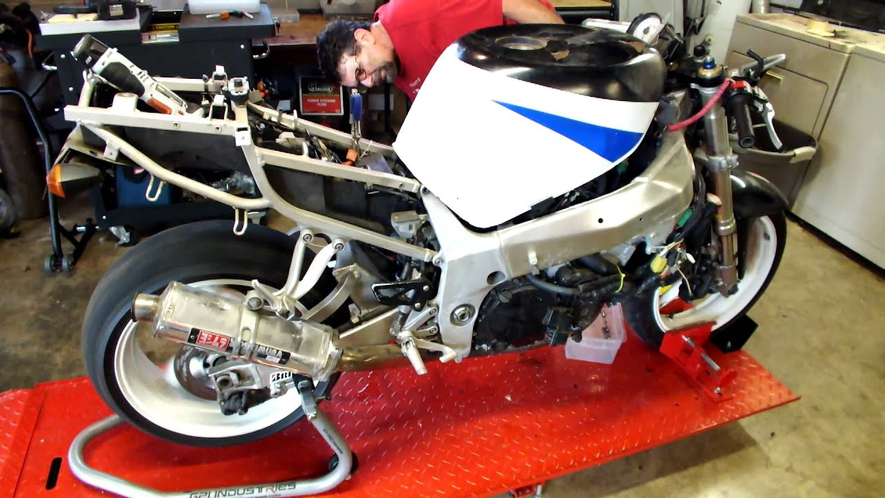 01 02 03 Gsxr 750 Engine For Sale
