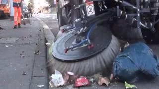 balayeuse dulevo 5000 carnaval 1 2 street sweeper balai de rue street cleaner road sweeper
