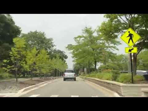 [IL] Green Bay Road NB from Evanston to Highland Park (Jul 2016)