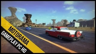 Motorama Gameplay (PC HD)