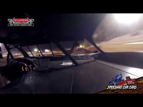 #3 Heath Carr - 604 Crate - 3-29-19 Talladega Short Track - In Car Camera