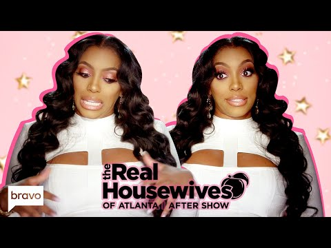 RHOA After Show S11Ep11: Porsha Williams Explains Being a