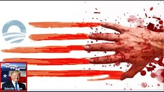 A 'Legacy Of Blood'   Obama, Clinton, And Lynch Plotting A Violent Uprising Against Trump