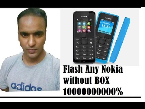 Nokia flashing without box BY Asia Telecom  l 100%  working