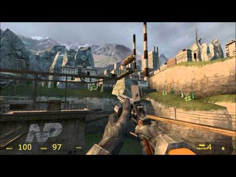 Half-life 2 - The Closure : Episode Three (Part 3) - Walkthrough