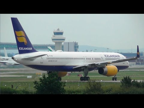 Plane Spotting at London Gatwick Airport, Part 2 | 23-06-19