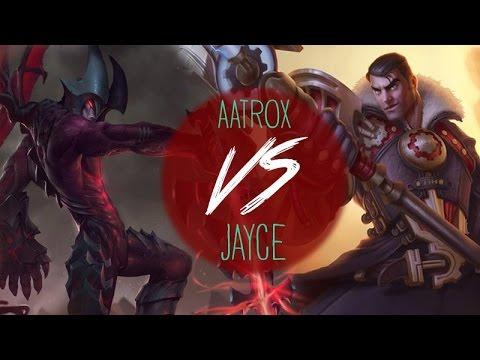 Aatrox Top vs Jayce !