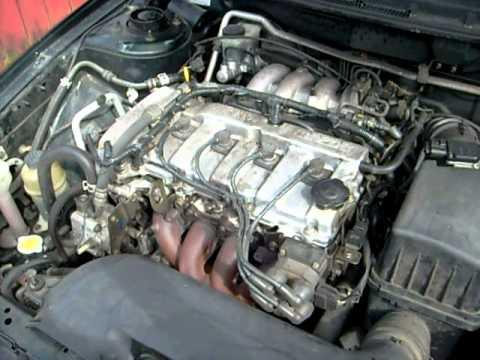 1998 Mazda 626 Engine 1 - Mazda With Engine Knock - 1998 Mazda 626 Engine 1