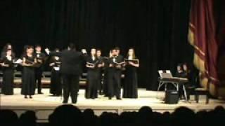 Coro de jovenes - Brahms Neue Liebeslieder Waltz