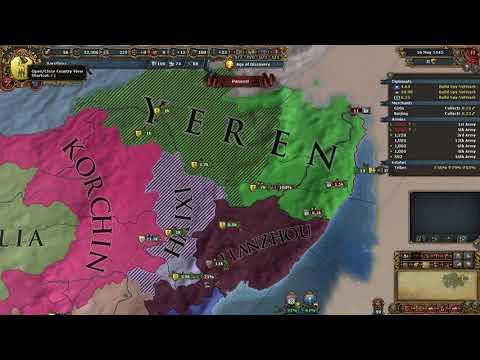 EUIV Guide to Manchu vs. Ming