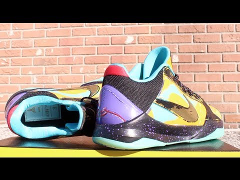 huge discount 29c04 31fd6 Nike Zoom Kobe 5 Prelude Pack Review