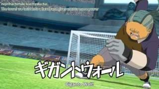 Inazuma Eleven episode 26 part 3