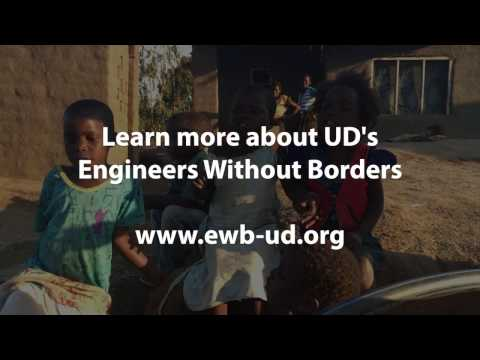 Engineers Without Borders Chapter installs well in Malawi