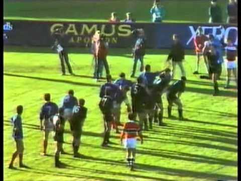 Rugby World Cup 1987 Scoring Highlights