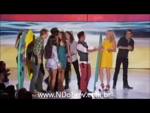 The Vampire Diaries cast wins Teen Choice Awards 2012!