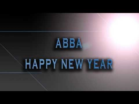 ABBA-Happy New Year [HD AUDIO]