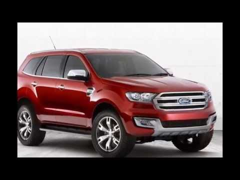 2015ALL NEW FORD Everest 2015 Off-Road SUV