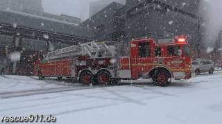 Engine 10 + Ladder 1 Seattle Fire Department