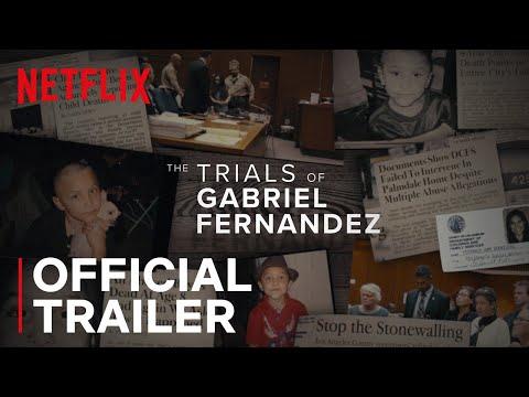 The Trials of Gabriel Fernandez   Official Trailer   Netflix