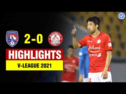 Than Quang Ninh Ho Chi Minh Goals And Highlights