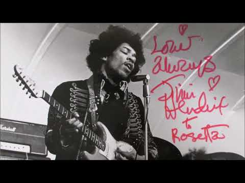 Jimi Hendrix - Electric Ladyland y Live at Winterland