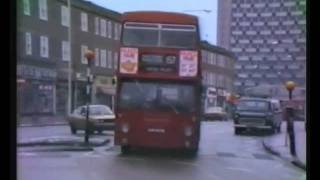 Baixar - Buses At Morden Roundabout In 1981 Grátis